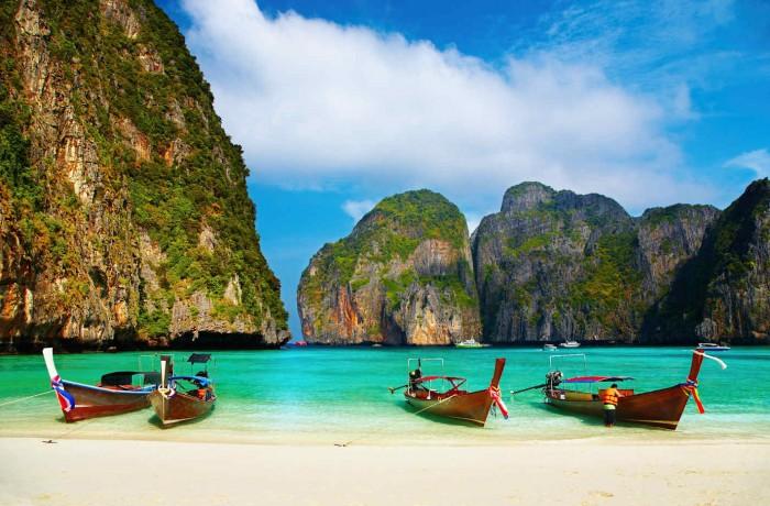 Checkliste für den Urlaub in Thailand